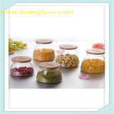 High Borosilicate Glass Food Storage Jar