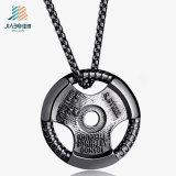 Hot Selling Brass Antique Custom Dog Tag Pendant with Necklace for Wholesale