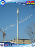 Galvanized Steel Microwave Communication Tower for Telecommunication (SCT-002)
