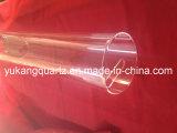Transparent Quartz Glass Tubing/Pipes