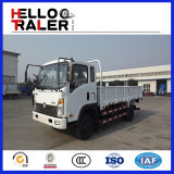 Sinotruk 4X2 Small Cargo Truck with AC