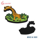 Wholesale Promotion Gift Giraffe PVC Magnet (LM1781)