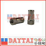 China RG6 Coaxial Cable Quick CATV F Connector