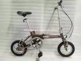 Alloy Frame Folding Bike, Single Speed, New Model Folding Bike,