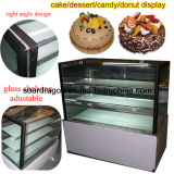 Japanese Style Refrigerated Cake Showcase Back Sliding Door (WGL-1200B2)