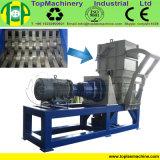 Heavy HDPE Bottle/HDPE Jar/HDPE Barrel/PE PP Basket Twin Worm Shredder