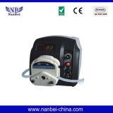 Bt100L LCD Display Intelligent Flow Peristaltic Pump
