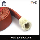 Silicone Rubber Fiberglass High Temperature Heat Resistant Fire Sleeve