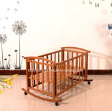 Mutifunction Bamboo Plywood Bamboo Baby Bed Bamboo Bed for Kid/Child