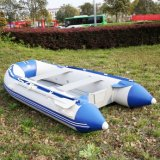 Hot Selling 0.9mm PVC Boat Rescuing Boat Inflatable Boat