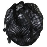 Portable Mini Golf Mesh Bag or Promotion Bag, Golf Mesh Bag for Golf Ball, Plastic Golf Mesh Bag for Golf Ball