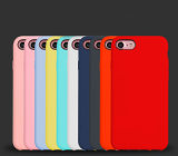 Original Rubber Silicone Mobile Phone Case for iPhone 7