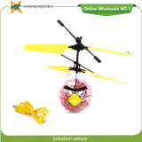 Birds Model Crystal Induction Aircraft RC Helicopters Toy for Kids