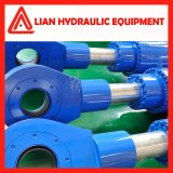 8500mm Stroke 20MPa Working Pressure Pile Driving Barge Hydraulic Cylinder