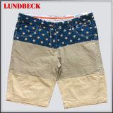 Leisure Cotton Shorts for Men Summer Pants