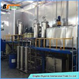 Steel Pipe Electrophoretic Coating Equipment E-Coating Production Line