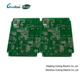 2 Layer Hal Green Solder Mask PCB (OLDQ / OWNLONG)