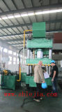 Four Pole Hydraulic Press
