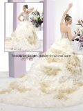 Sweetheart Ball Gowns Organza Beads Quinceanera Dresses Z5071