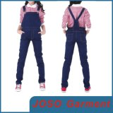 Cute Kid Girl Jeans Overalls (JC5109)