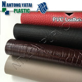 Wholesale Waterproof Anti-Tearable PVC Synthetic Leather for Luggage