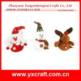 Christmas Decoration (ZY14Y220-1-2-3) Christmas Promotional Toy Christmas Bell Decoration