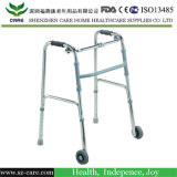 Physical Rehabilitation One Button Elderly Walker