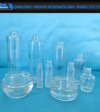 Super Flint Glass Cosmetic Bottle for Lotion and Cream