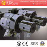 Single Wall Plastic Corrugated Pipe Extrusion Line