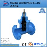 DIN3352 F4 Ductile Iron Gate Valve with Brass Stem Nut with Nice Price