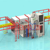 2016 Hot Sell Environment-Friendly Powder Coating Line