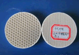 Infrared Furnace Honeycomb Cordierite Ceramic Plate