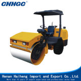 Chinese Manufacture 3t Small Self-Propelled Tendem Vibratory Roller