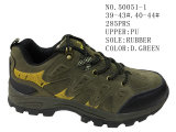 No. 50051 Men′s Hiking Shoes Two Colors Stock Shoes