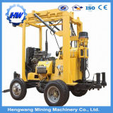 Tralier Type Portable Water Bore Well Drilling Machine (HWGK-230)