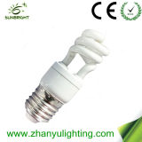 7mm Mini Half Spiral Energy Save Lighting
