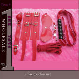 Adult Sm Sexy Product, Leather Sex Toys, Bondage Product (1012)