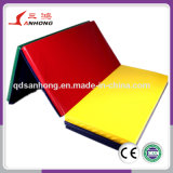 High Quality XPE Foam Folding Gymnastics Exercise Gym Mat