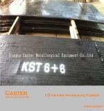 Customizable 10+10 Surfacing Wear Resistant Steel Plate