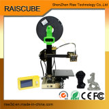 2017 Raiscube New Version High Accuracy DIY Desktop Fdm 3D Printer Machine
