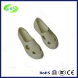 China PU Canvas ESD Shoes Cleanroom Slipper