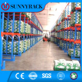 High Storage Density Drive-in Metal Pallet Rack
