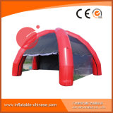 Inflatable Tent with Curtain Tent 1-006