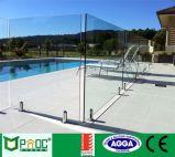 Building Materia Lglass Hardrail with Australian Standard Tempered Glass