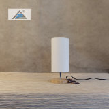 Fabric Table Light with Bamboo Base (C5003001(30)BF)