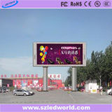 Outdoor High Brightness Full Color LED Display Panel Outdoor P16