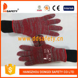 Ddsafety 2017 Mixed Color Polycotton Glove