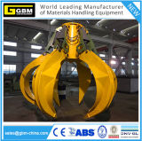 Garbage Grab for Power Plant Motor Hydraulic Orange Peel Grab