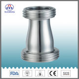 Sanitary Stainless Steel Maled Thread Concentric Reducer