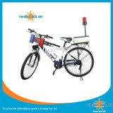 Solar Patrol Bicycle